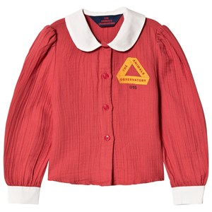 Image of The Animals Observatory Kangaroo Shirt Red Triangle 6 år (1098081)