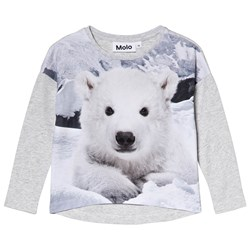 Molo Renate T-shirt Polar Bear