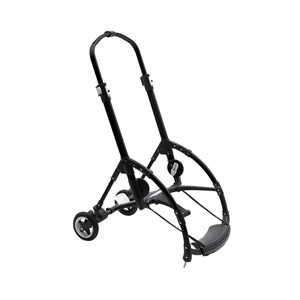 Image of Bugaboo Bee5 Black Chassis One Size (727753)