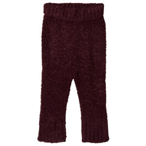 Image of Tinycottons Fluffy Knit Pant Plum 12-18 mdr (3056101065)