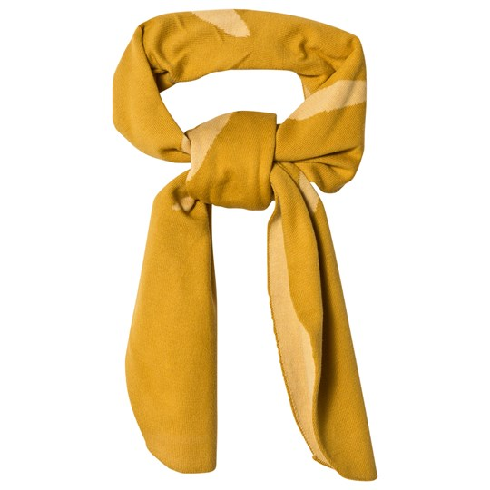 Tinycottons Baguette Scarf Mustard Mustard