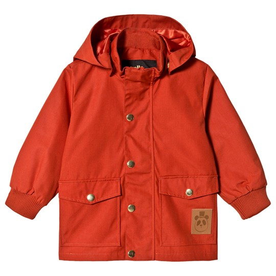 Mini Rodini Pico Jacket Red Red