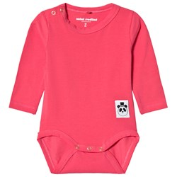 Mini Rodini Basic Baby Body Pink
