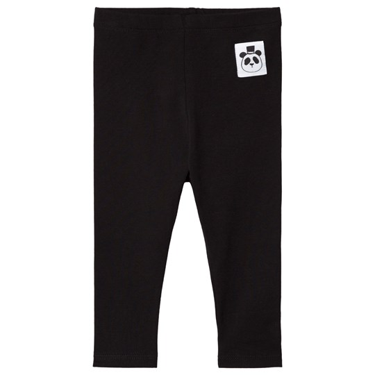 Mini Rodini Basic Leggings Black Black