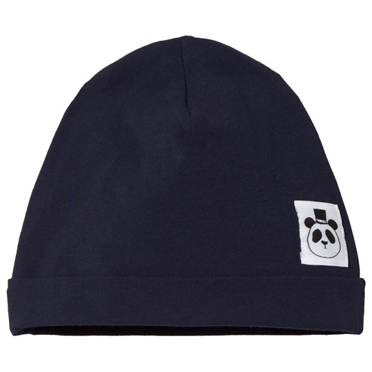 Mini Rodini Basic Beanie Navy Navy
