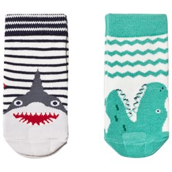 Tom Joule Neat Feet Shark and Dinosaur Socks