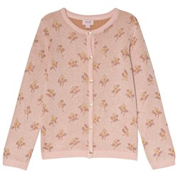 Noa Noa Miniature Cardigan Long Sleeve Cameo Rose