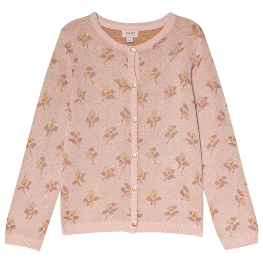 Noa Noa Miniature Cardigan Long Sleeve Cameo Rose Cameo Rose