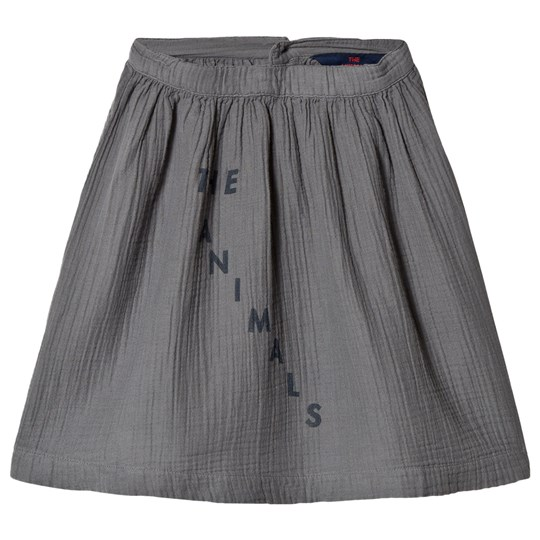 The Animals Observatory Sow Skirt Grey Red The Animals Grey Red The Animals