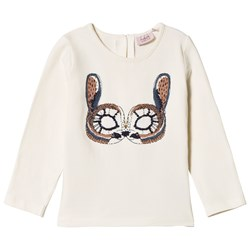 Noa Noa Miniature T-Shirt Long Sleeve Turtledove