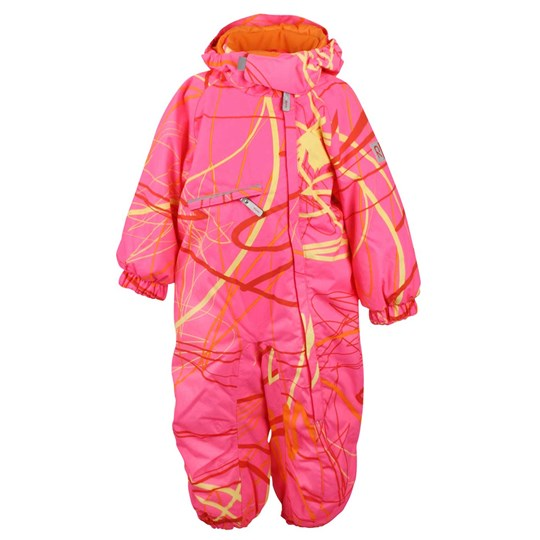 Reima Marty R-tec Overall Pink Pink