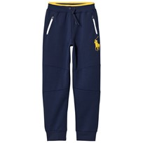 Ralph Lauren Navy Polo Logo Tech Fleece Sweat Pants 002