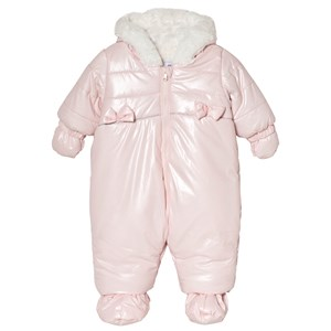 Image of Absorba Hooded Coverall Pink 1 month (3056071397)