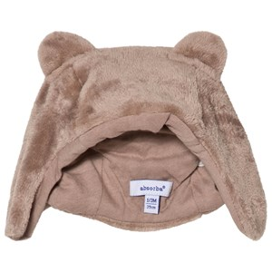 Image of Absorba Faux Fur Beanie Taupe 44 (6-9 months) (3056071467)