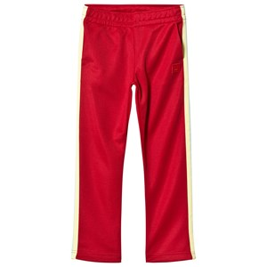 Image of Acne Studios Norwich Face Pants Red 4-6 år (3056083801)