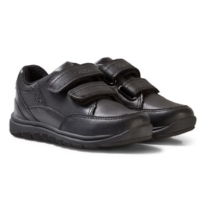 Image of Geox Jr Xunday Sneaker in Black 39 (UK 6) (735003)