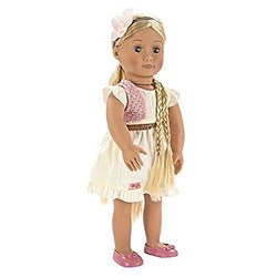 "Our Generation Phoebe™ ""From Hair To There"" Doll 46 cm"