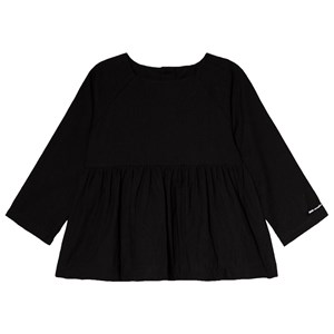 Image of Little Creative Factory Black Crinkled Top 10 years (3056078281)