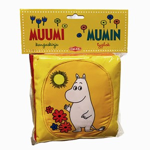 Image of Tactic Mumin Soft Fabric Book 0 - 3 years (3021328353)