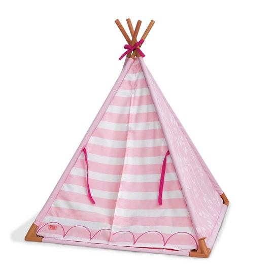 Our Generation Mini Suite Teepee™ Pink
