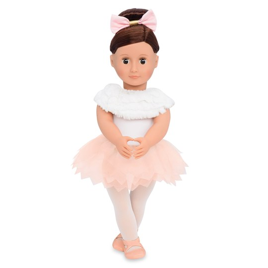 Our Generation Valencia™ Doll 46 cm Pink