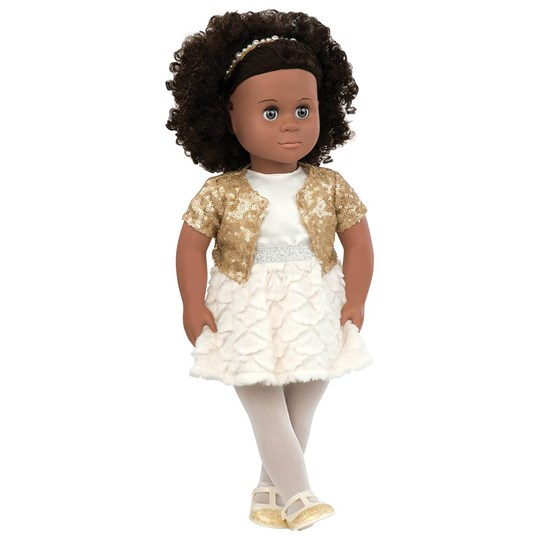 Our Generation Holiday Haven™ Doll 46 cm Gold