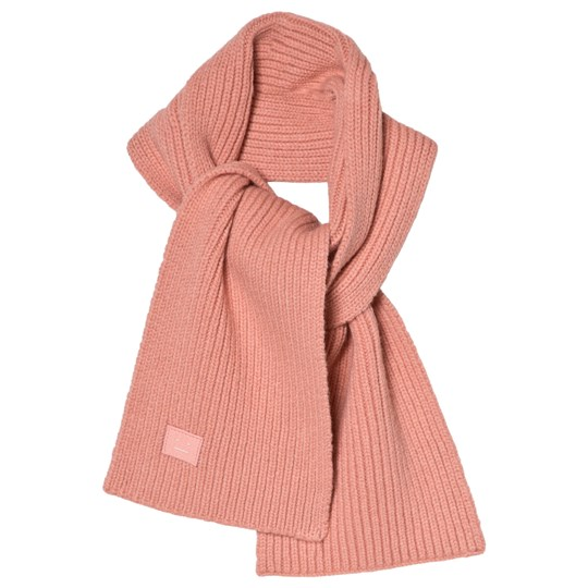 Acne Studios Bansy Scarf Pink Pale Pink
