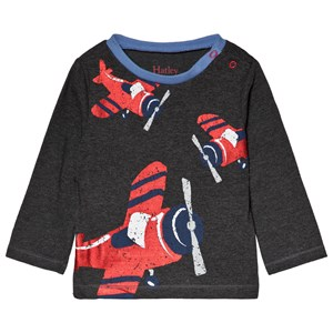 Image of Hatley Grey Toy Planes Tee 6-9 months (3056073807)