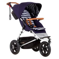 Mountain Buggy Urban Jungle Fashion Nautical