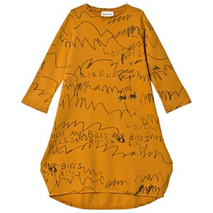 Image of Wolf & Rita Anabela Dress Mustard Love and Love 2 år (3056083417)