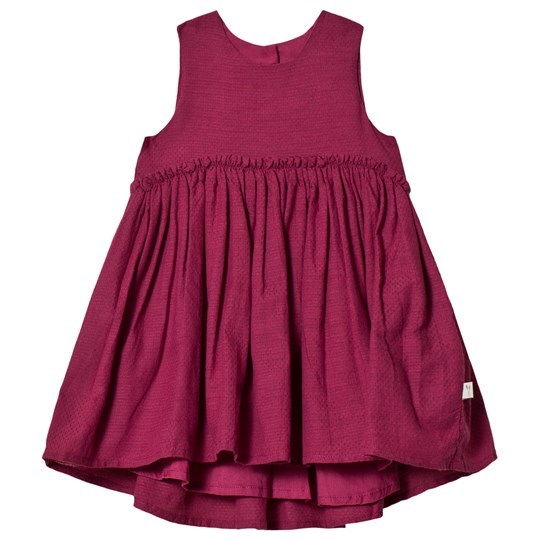 Wheat Vilna Dress Red Plum Red plum