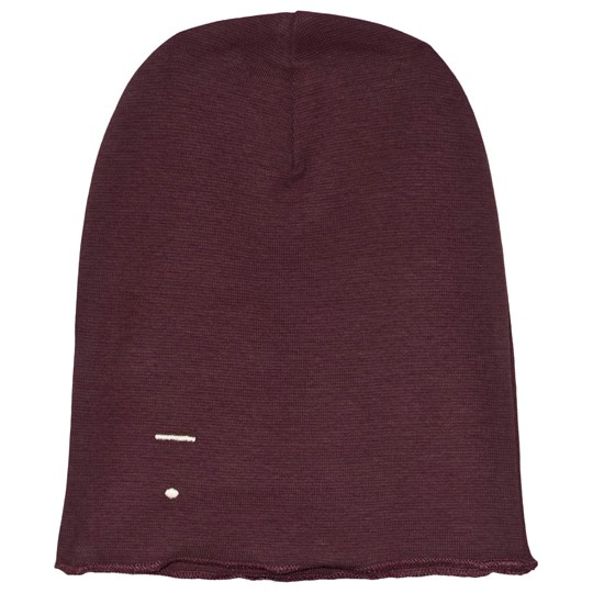 Gray Label Beanie Plum Plum