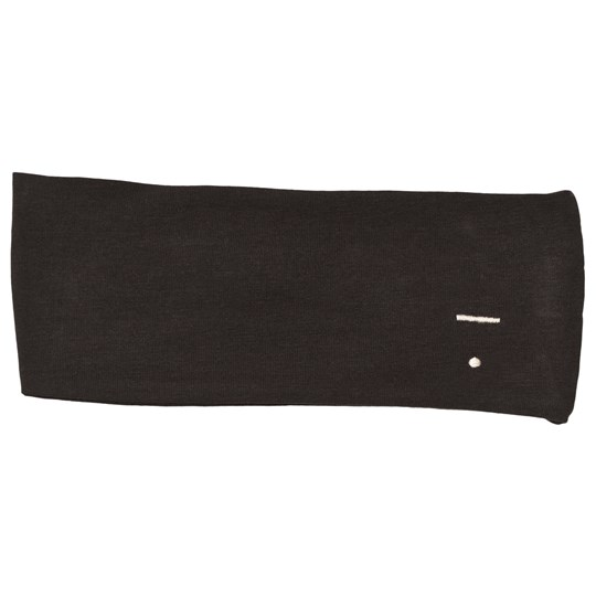 Gray Label Mini Twist Headband Nearly Black Nearly Black