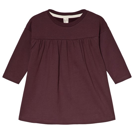 Gray Label Pleated Dress Plum Plum