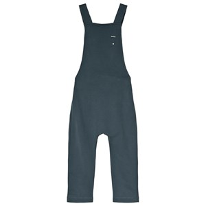 Image of Gray Label Overalls Blue Grey 12-18 mdr (1763774)