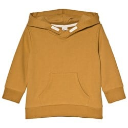 Gray Label Classic Hooded Sweater Mustard