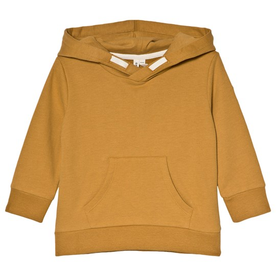 Gray Label Classic Hooded Sweater Mustard Mustard