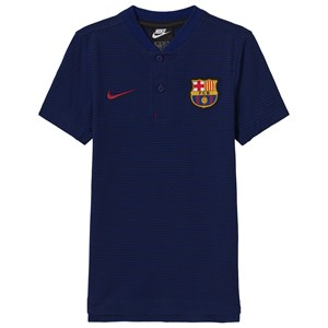 Image of Barcelona FC FC Barcelona Grand Slam Polo Blue L (12-13 years) (3056110431)