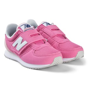 Image of New Balance Pink Knitted Sneakers 30 (UK 11.5) (3056086331)