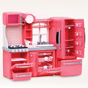 Image of Our Generation Gourmet Kitchen Set 3 - 14 years (3056106401)