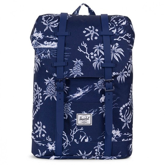 Herschel Retreat Youth Ryggsäck Blueprint Breakers Blueprint Breakers 31c5117ea41f2