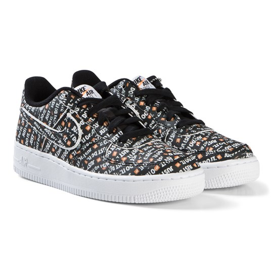 huge discount 4a357 6cd70 NIKE Air Force 1 JDI Premium Skor Svart 001