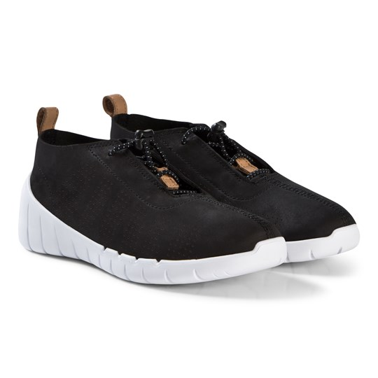 Clarks Sprint Elite Sneakers Black Nubuck Black Nubuck