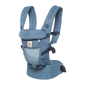 Image of Ergobaby Adapt Cool Air Mesh Baby Carrier Oxford Blue (3056095333)