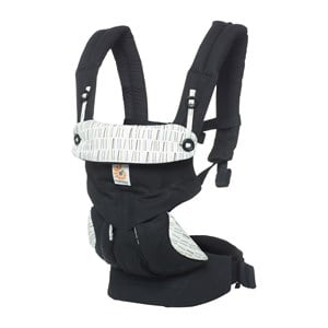 Image of Ergobaby 360 Baby Carrier Downtown (3056095323)