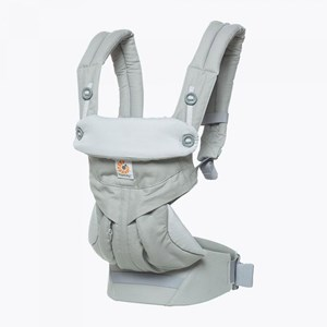 Image of Ergobaby 360 Baby Carrier Pearl Grey (3056095325)