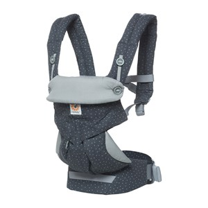 Image of Ergobaby 360 Baby Carrier Starry Skies One Size (1162531)