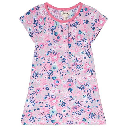 Hatley Sandy Beach Dress Wildflower Print Pink