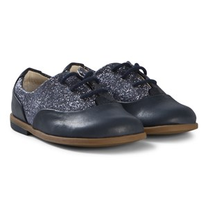 Image of Clarks Drew Wow sko Navy Combi 20.5 (UK 4.5) (1205837)