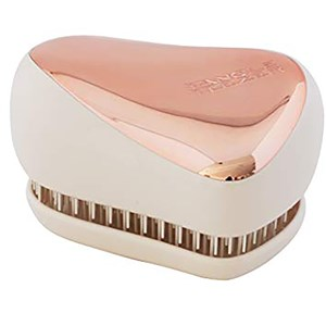 Image of Tangle Teezer Rose Gold & Ivory Compact Styler (3017057553)